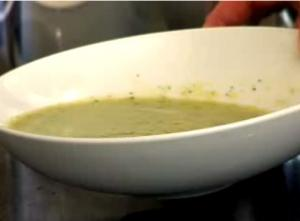 Summer Yellow Squash Soup Recipe with Basil by Luci Lock