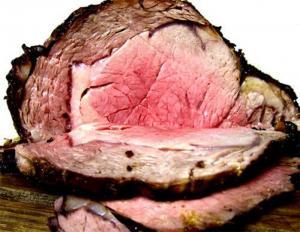 Rolled Rib Roast