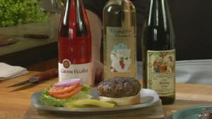 Wine pairing with bison