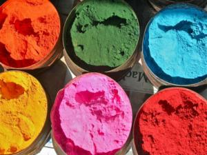 edible holi colors