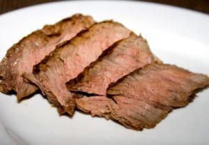 Perfect Broiled Sirloin Steak