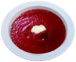 Cranbeet Soup