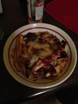 Deterrence's Indomitable Poutine