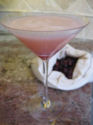Pomegranate Pineapple Tini