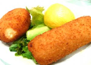 Mussel Croquettes