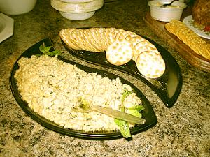 Thai Chicken Dip