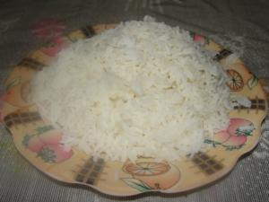 Boiled Rice- Slightly Different Way