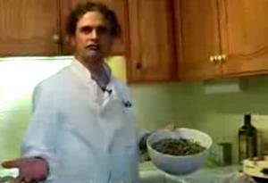 Vegetarian Olive Salad