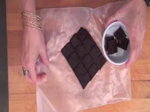 Guilt-Free Homemade Dark Chocolate