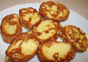Spanish French Toast