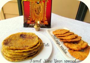 Popular Tamil New Year Dishes