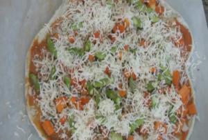 Gluten Free Pizza Part 2 - Baking