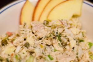 Nina Marano's Tuna Salad with Apples