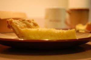 Mother's Sweet Tater Custard Pie