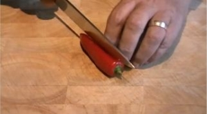 How to Prepare Chilies