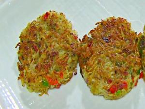 Quick Hash Brown - Savory Potato Cake