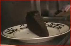 Submarine Slant Cake