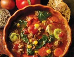 Ground Beef Soup