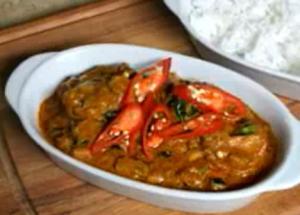 Classic Curry Mackerel