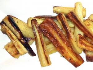 Toasted Parsnips