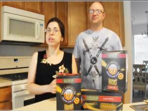 Melanie and Dean Talk about Dreamfields Pasta