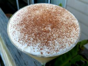 Butterscotch and Hazelnut Cream Cocktail