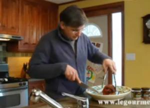 Bacon Sausage Explosion