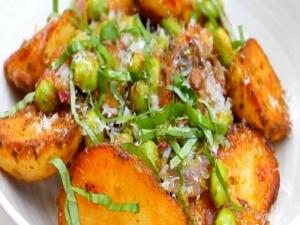 Steve Cooks 3 Tasty Potato