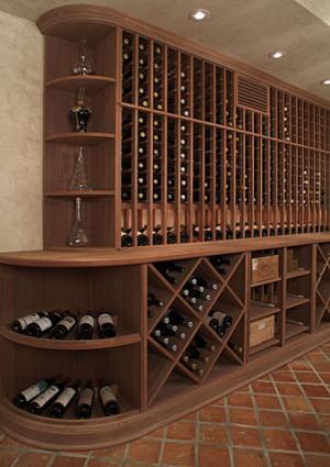 Wine Cellar Cabinet