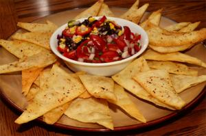 Corn N Black Bean Salsa