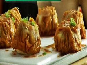 How-To: Jumbo Glazed Pork Wontons