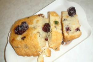 Eggless Fuit Cake - Quick Christmas Cake