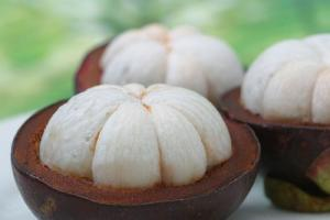 how to eat mangosteen? and revel in the fruit-fantasy of flavor and realtime health