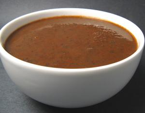 Hearty Caribbean Black Beans Soup