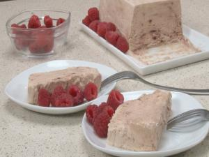 How to Make Raspberry Semifreddo Dessert Recipe