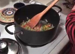 Cajun Style Sea Crab Soup