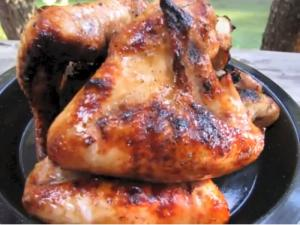 Easy Chicken - Grilled Teriyaki Chicken Wings