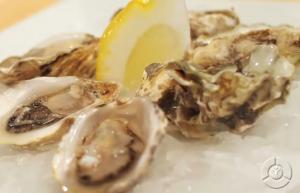 Oysters with Mignonette Sauce