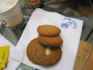 Brazil Nut Swedish Cookies