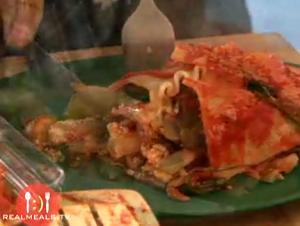 tofu lasagne