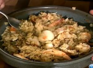 Crab Jambalaya