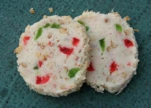 Coconut Gumdrop Cookies
