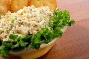 Fresh Pear and Crabmeat Salad
