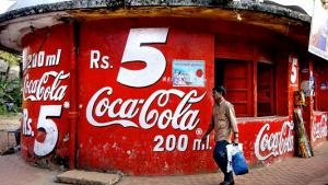 Coca Cola to invest $5 billion in India by 2020.
