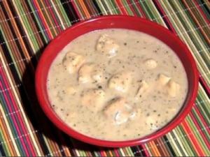 Shahi Paneer - Paneer in Cashew Nut Gravy