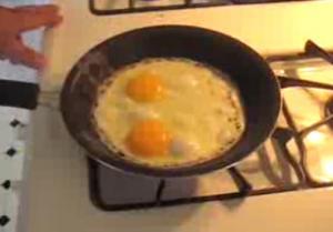 Egg Flipping