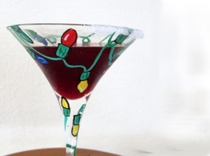 Easy Pomegranate Cocktails