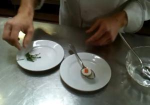 Mozzarella Spheres