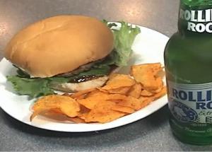 Asian Hamburger