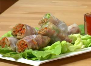 Easy asian snack recipes